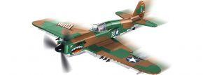 COBI 5706 Curtiss P-40E Warhawk | Flugzeug Baukasten 1:35 kaufen