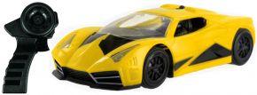 DMX 17504894 Road Warrior IR-Fahrzeug, gelb | mit Controller | Slot Car 1:32 kaufen
