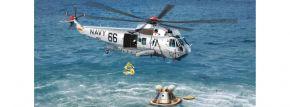 DRAGON 11026 Apollo Recovery SH-3D Helo 66 + C.M. | Hubschrauber Bausatz 1:72 kaufen
