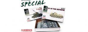 DRAGON 3572 SU-100 Tank Destroyer   Militär Bausatz 1:35 kaufen