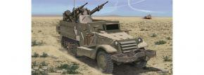 DRAGON 3586 IDF M3 Halftrack w/TCM-20 Gun | Militär Bausatz 1:35 kaufen