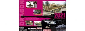 DRAGON 90121 Plastikmodellbau-Katalog 2021 | Englisch kaufen