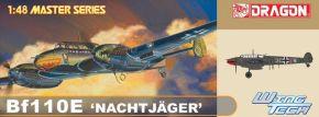 DRAGON 5566 Bf110E Nachtjager | Flugzeug Bausatz 1:48 kaufen