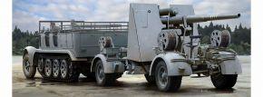 DRAGON 6948 SdKfz7 8t Halbkettenfzg mit 88mm FlaK 36/37 | Militär Bausatz 1:35 kaufen