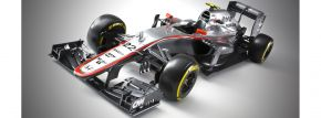 EBBRO 20013 McLaren Honda MP4-30 2015 Early Season | Auto Bausatz 1:20 kaufen