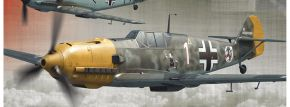 Eduard 11107 Messerschmitt Bf109E Adlerangriff | Flugzeug Bausatz 1:32 kaufen