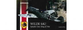Eduard 11140 Messerschmidt BF-109 WILDE SAU Episode One: RING of FIRE | Flugzeug Bausatz 1:48 kaufen