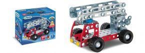 eitech 00066 Metallbaukasten Feuerwehrauto | 180 Teile | Starter Set kaufen