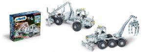 eitech 00305 Metallbaukasten Forstfahrzeuge | 500 Teile | Construction Serie kaufen