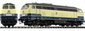 ESU 31001 Diesellok BR 216 Blau/Beige DB   DC/AC   Rauch + Sound   Spur H0 kaufen