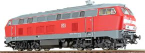 ESU 31013 Diesellok BR 218 Verkehrsrot DB AG   DC/AC   Rauch + Sound   Spur H0 kaufen