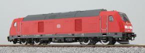 ESU 31097 Diesellok BR 245 003 verkehrsrot DB | digital Sound+Rauch | DC/AC | Spu H0 kaufen