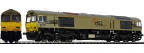 ESU 31285 Diesellok C77 HSL Logistik 653-07   digital   Sound+Rauch   DC/AC   Spur H0 kaufen