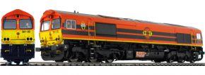 ESU 31287 Diesellok Class 66 Rail Feeding | DC/AC | Sound + Rauch | Spur H0 kaufen