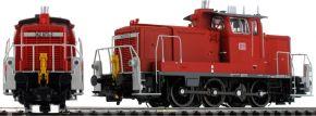 ESU 31412 Diesellok BR V60 362 873 verkehrsrot DB   digital   Rauch+Sound   Spur H0 kaufen