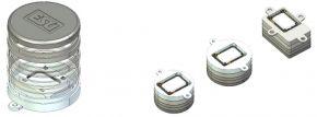 ESU 50341 Lautsprecherset Single 11x15mm, Modulares Schallkapselset   Spur H kaufen