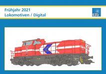 ESU 52971 Frühjahrs-Neuheiten 2021 Digital + EEE + Pullman ESU KG deutsch kaufen