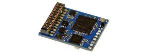 """ESU 58219 LokSound 5 Fx DCC/MM/SX/M4 """"Leerdecoder"""" 21MTC NEM660 Retail mit Lautsprecher 11x15mm kaufen"""