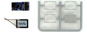 """ESU 58814 LokSound 5 micro DCC/MM/SX/M4 """"Leerdecoder"""" PluX16 Retail mit Lautsprecher 11x15mm kaufen"""