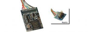 ESU 64616 LokPilot V4.0 M4 Multiprotokoll | PluX12 Lokdecoder kaufen