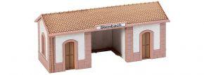 FALLER 110086 Haltepunkt Steinbach Bausatz Spur H0 kaufen