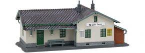 FALLER 110150 Bahnhof Mühlen | Gebäude Bausatz Spur H0 kaufen