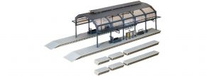 FALLER 120180 Bahnhofshalle Bausatz Spur H0 kaufen