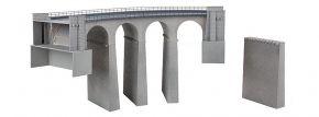 FALLER 120466 Viadukt-Set 2-gleisig und gebogen Bausatz 1:87 kaufen