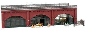 FALLER 120571 Arkaden mit Geschäften und Einrichtung | Bausatz Spur H0 kaufen