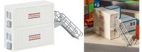 FALLER 130133 Baucontainer | Gebäude Bausatz Spur H0 kaufen