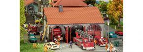 FALLER 130162 Feuerwehrgerätehaus 3ständig Bausatz Spur H0 kaufen