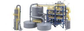 FALLER 130175 Chemieanlage | Gebäude Bausatz Spur H0 kaufen