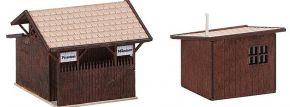 FALLER 130182 Toilettenhaus | Stugl-Stuls | Laser-Cut Bausatz Spur H0 kaufen