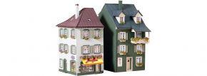 FALLER 130414 Stadthäuser | 2 Stück | Bausatz Spur H0 kaufen