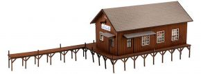 FALLER 130588 Bootshaus Laser-Cut | Gebäude Bausatz Spur H0 kaufen