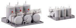 FALLER 131387 Tanklager Bausatz Spur H0 kaufen