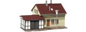 FALLER 131503 Siedlerhaus mit Anbau | Bausatz Spur H0 kaufen