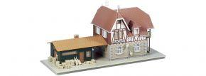 FALLER 131541 Bahnhof Burgdorf | Bausatz Spur H0 kaufen