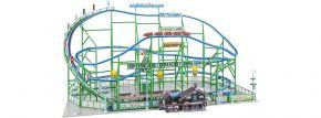 FALLER 140410 Achterbahn Alpina-Bahn | Kirmes Spur H0 kaufen