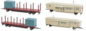 FALLER 140480 Kirmeswagen-Set I Bausatz Spur H0 kaufen