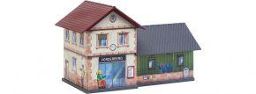 FALLER 150110 BASIC Bahnhof bedruckt und bemalbar Bausatz | Spur H0 1:87 kaufen