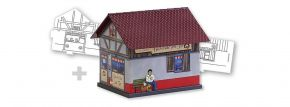 FALLER 150170 BASIC Bäckerei Falt und Steckbausatz | Spur H0 kaufen