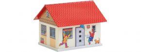 FALLER 150190 BASIC Einfamilienhaus bemalbar Bausatz | Spur H0 1:87 kaufen