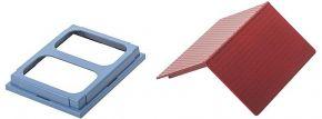FALLER 150401 Dach + Boden Ergänzungsset BASIC | Spur H0 kaufen