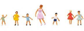 FALLER 150957 Kindergartenausflug | 7 Stück | Figuren Spur H0 kaufen