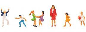 FALLER 150958 Schulkinder mit Lehrerin | 7 Stück | Figuren Spur H0 kaufen