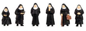 FALLER 151601 Nonnen | 6 Stück | Figuren Spur H0 kaufen