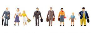 FALLER 151614 Reisende | 8 Stück | Figuren Spur H0 kaufen