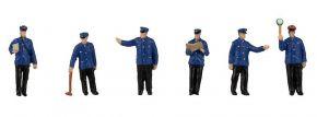 FALLER 151623 Bahnpersonal Epoche III   6 Stück   Figuren Spur H0 kaufen