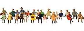 FALLER 155252 Sitzende Personen | 36 Stück Miniaturfiguren | Spur N kaufen